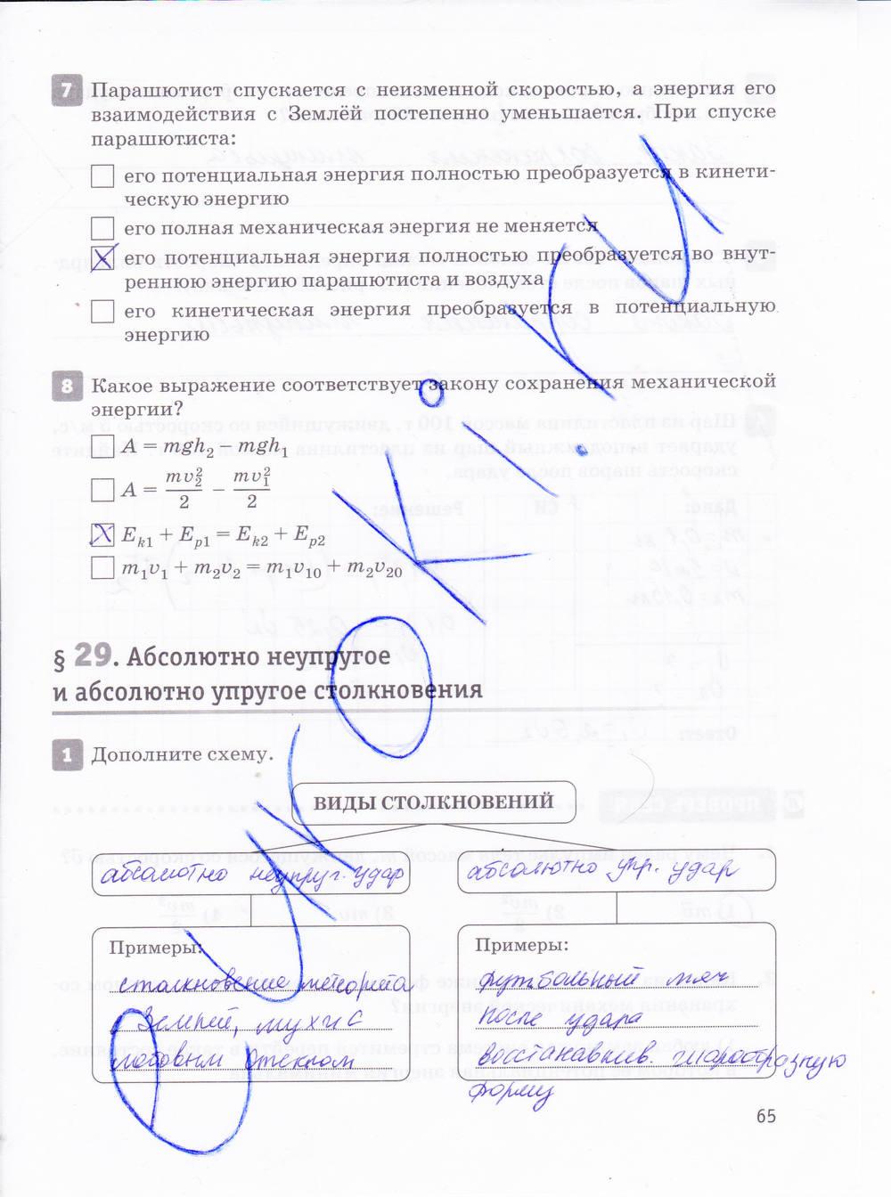 Гдз С Физики Дмитриева