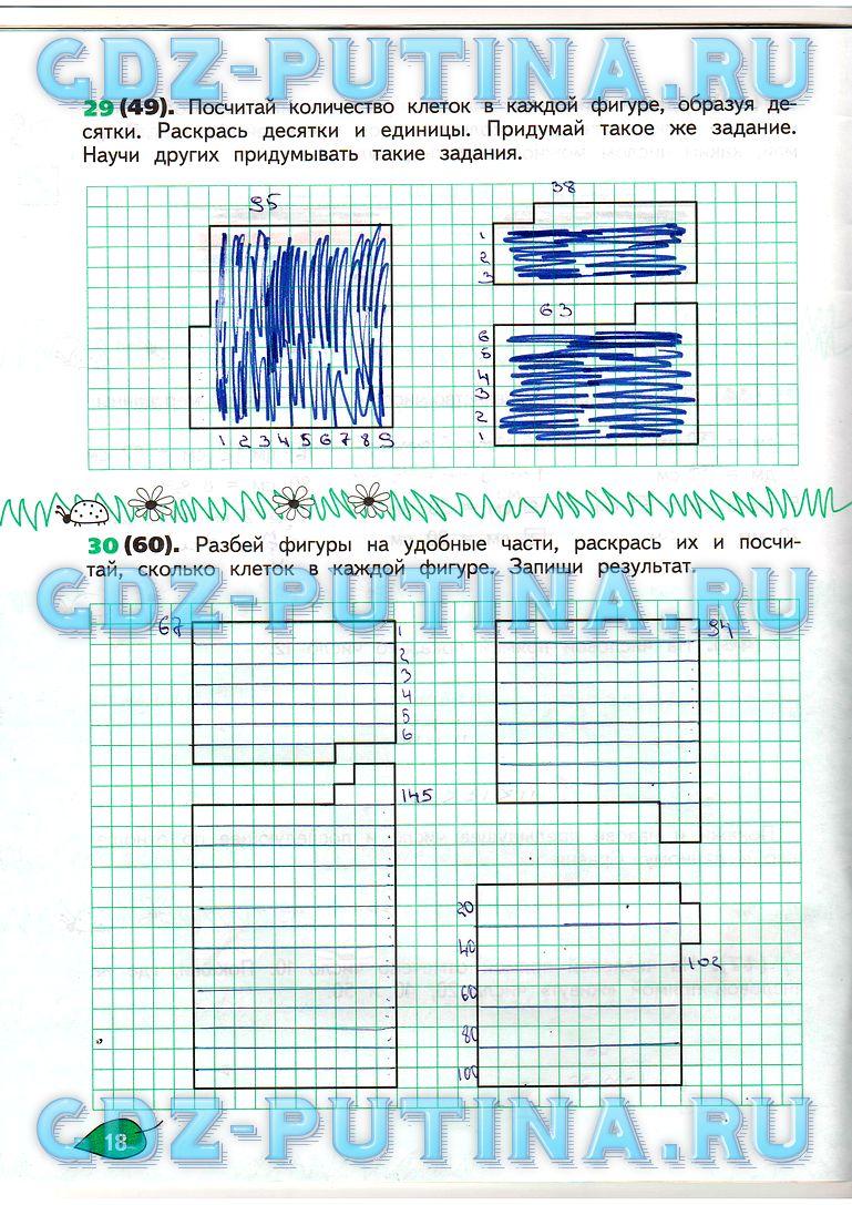 Э.и.александрова гдз 2 по математике 2 часть класс