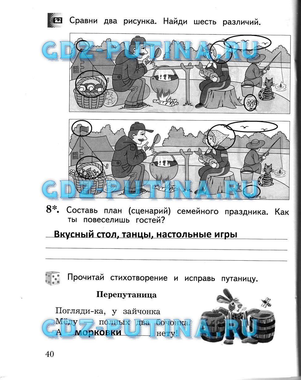 Гдз По Рабочей Тетради Окружающий Мир 4 Класс 2 Часть Виноградова
