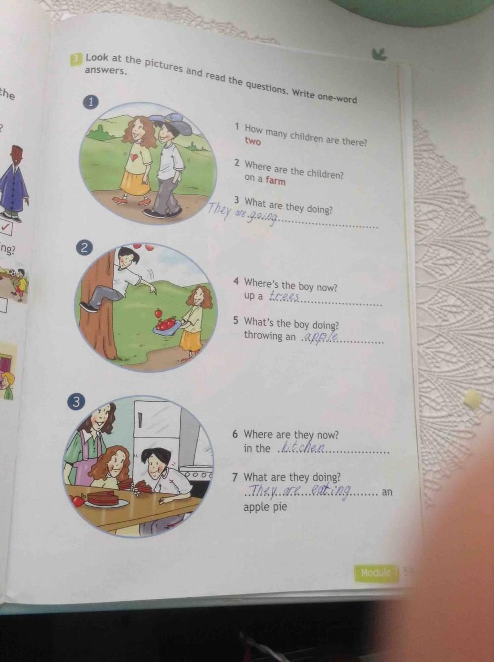 Английский Язык 3 Класс Гдз Рабочая Тетрадь Spotlight