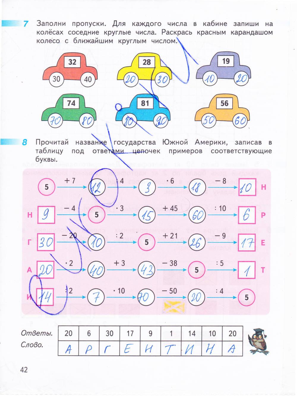 Дорофеев Г В Миракова Т Н Бука Т Б Математика Решебник