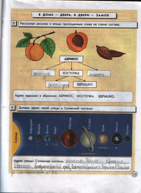 гдз по информатике 4 класс 1 часть рабочая тетрадь ответы горячев