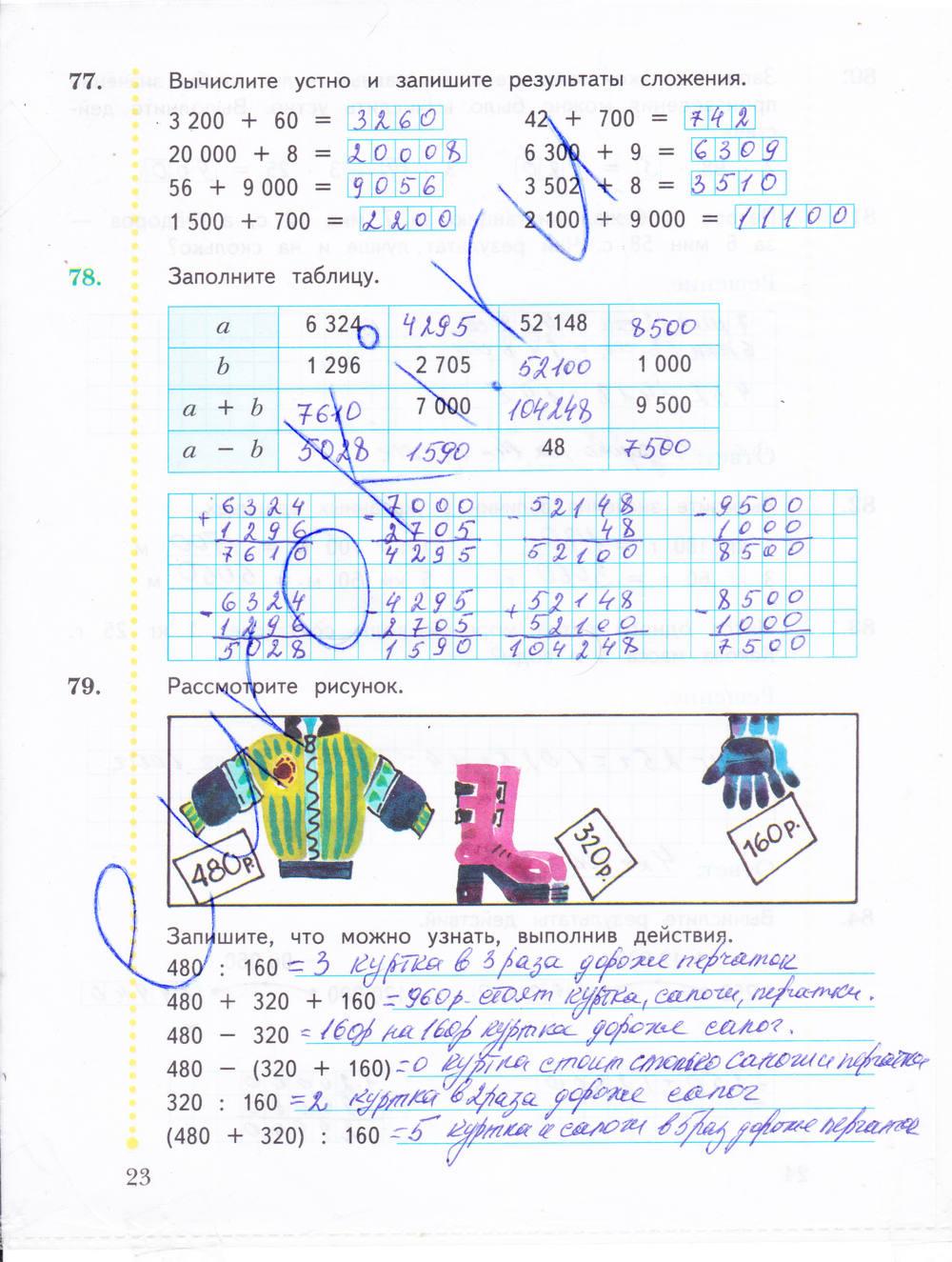 Гдз По Математике 4 Класс Вентана Граф Ответы
