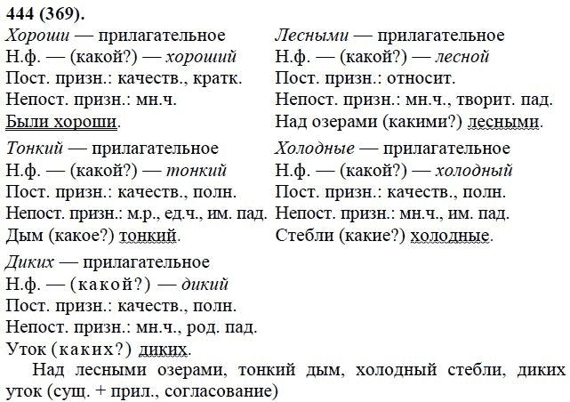 гдз по 6 класс русский язык орлова