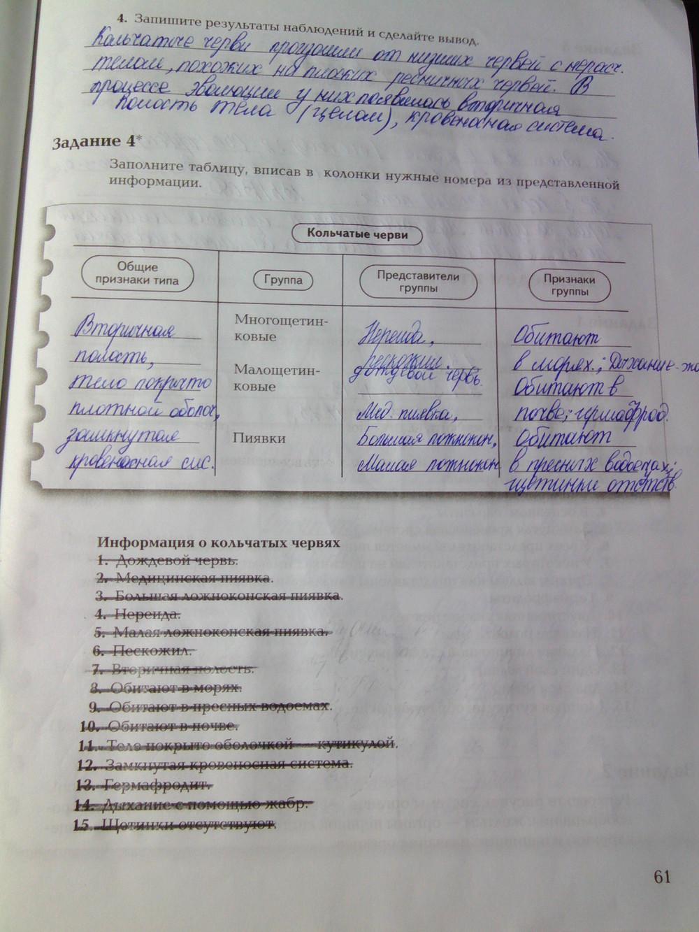 Гдз По Биологии 7 Класс С.в Суматохин Кучменко