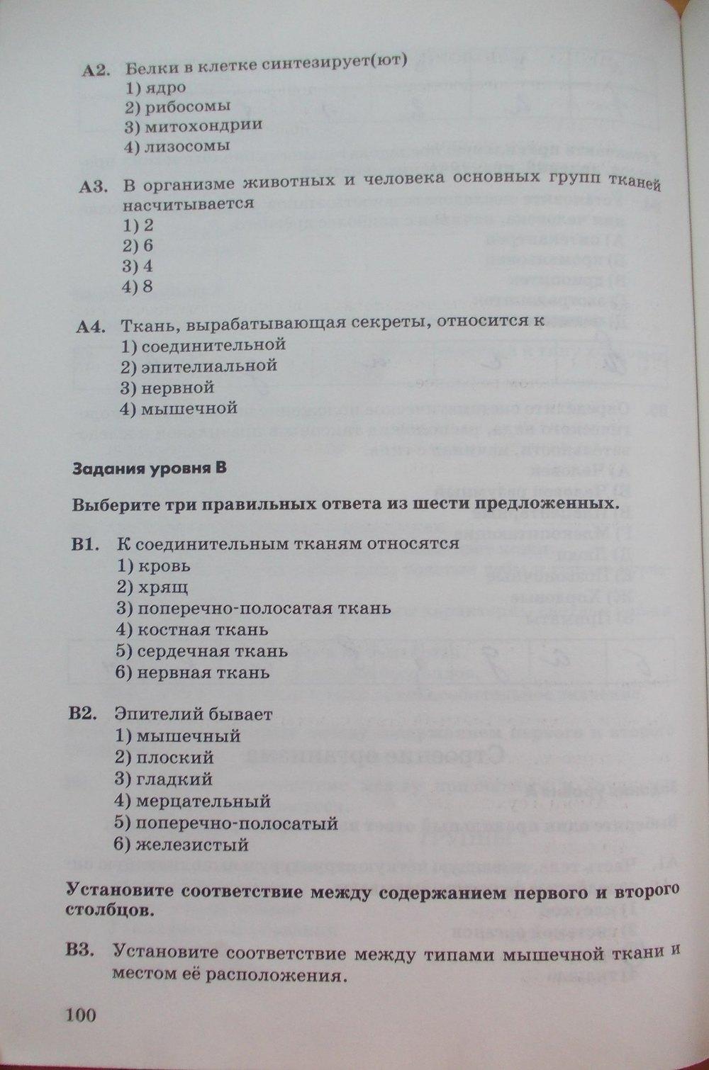 маш д.в колесов биологии р.д 8 беляев по и.н класса гдз