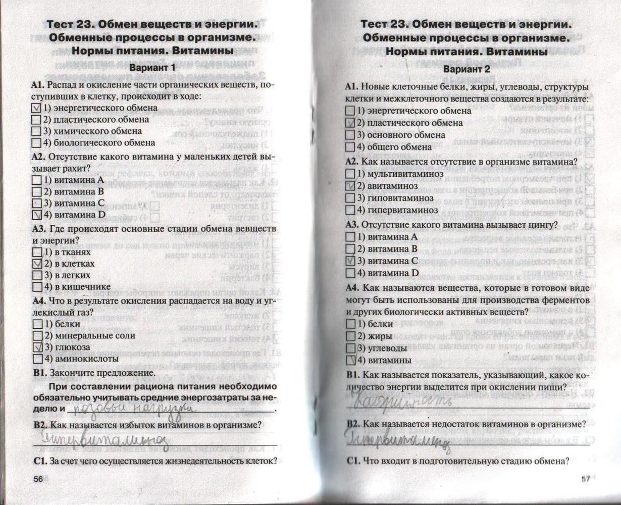 Тесты по рахиту с ответами